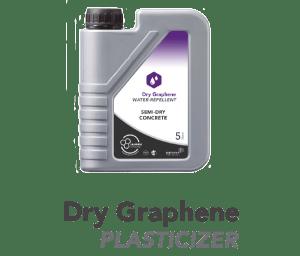 dry graphene plasticizer
