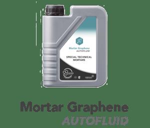 mortar autofluid