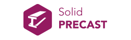 solid-precast